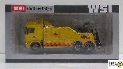 1:50 SCANIA R SERIES TOPLINE FALKOM 3 AXLES RECOVERY TRUCK