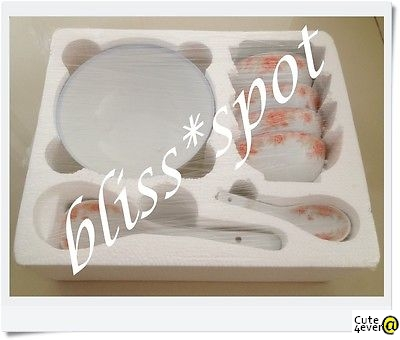 Brand New With Box 10 Pieces Soup Bowl Gift Set