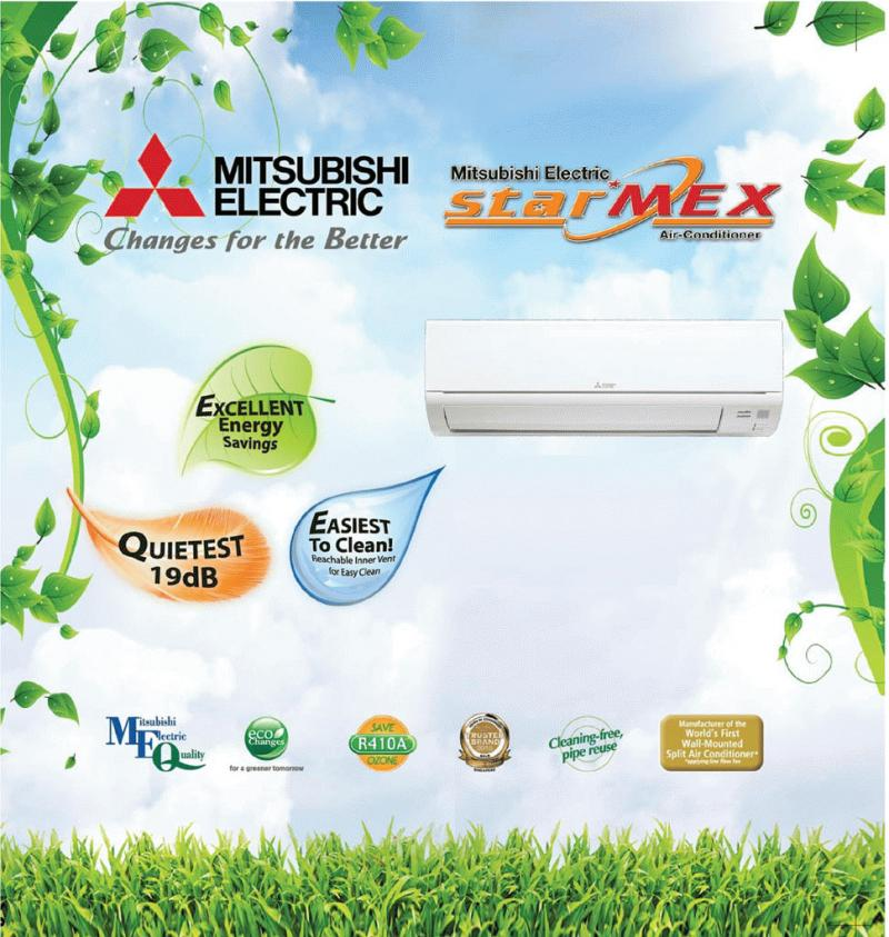 STARMEX MULTI SPLIT INVERTER AIRCON ! ! !