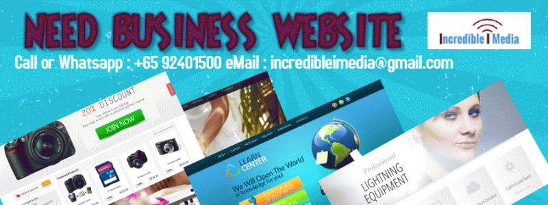 We are serious about your business! Need to start a E-COMMERCE website FAST ?