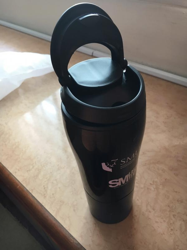 Brand New Water Bottle with Suction Bottom
