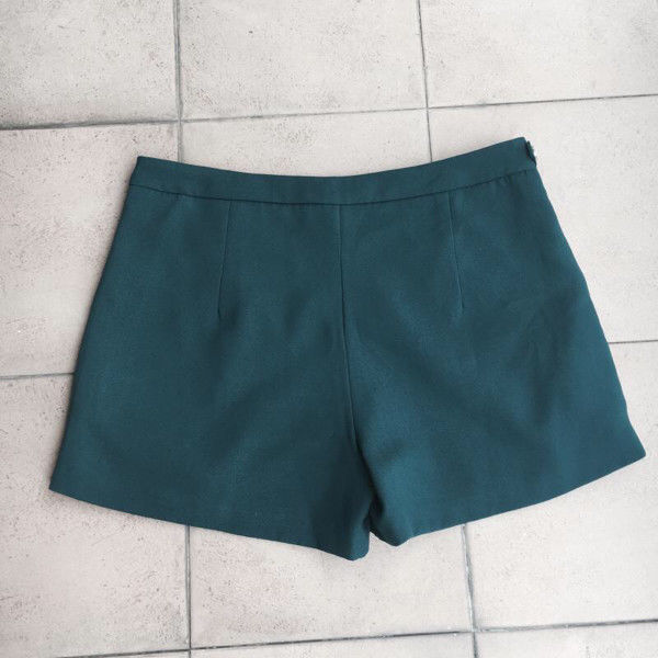 Almost New Plus Orangebear Size Dark Green Shorts with Lining XXL